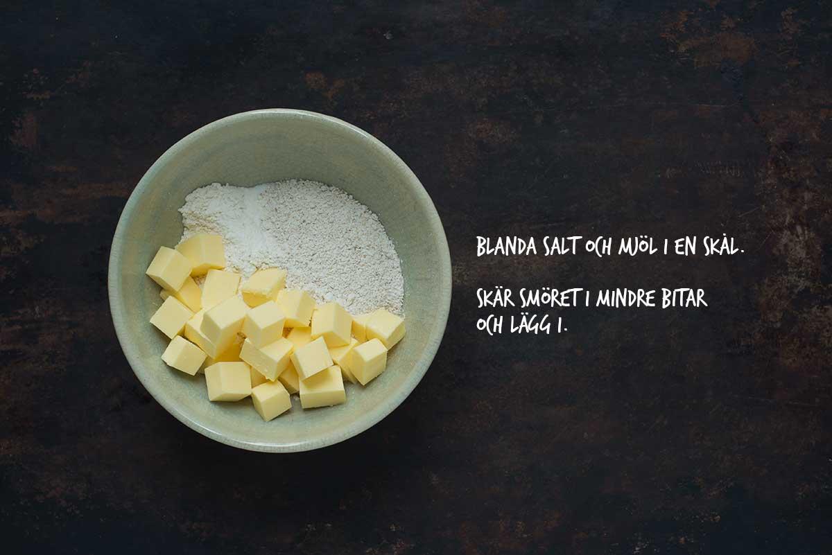 Recept: Pajdeg | Frk. Kräsen