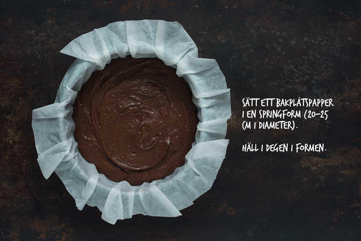 Recept: Kladdkaka | Frk. Kräsen