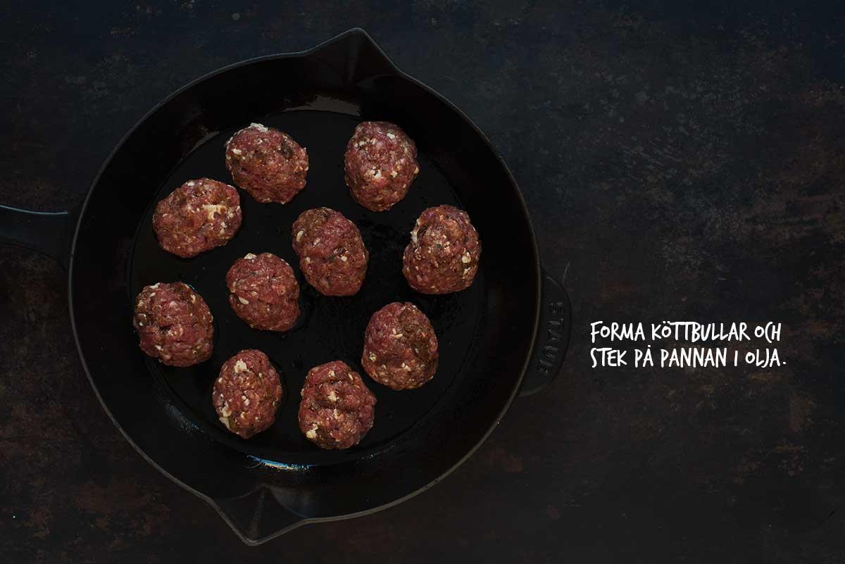 Recept: Grekiska köttbullar | Frk. Kräsen
