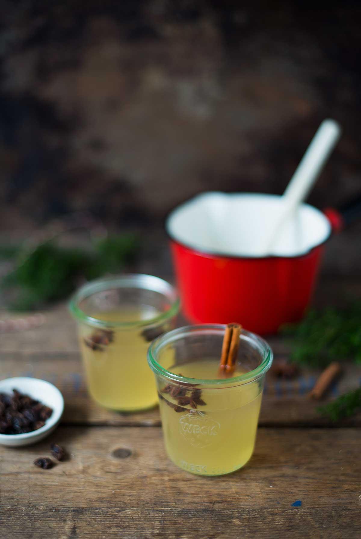 äppelmust glögg recept