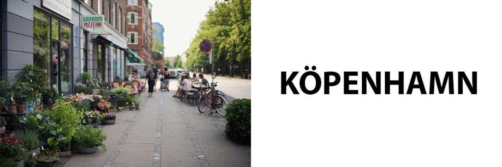 Guide till Köpenhamn ı Frk. Kräsen