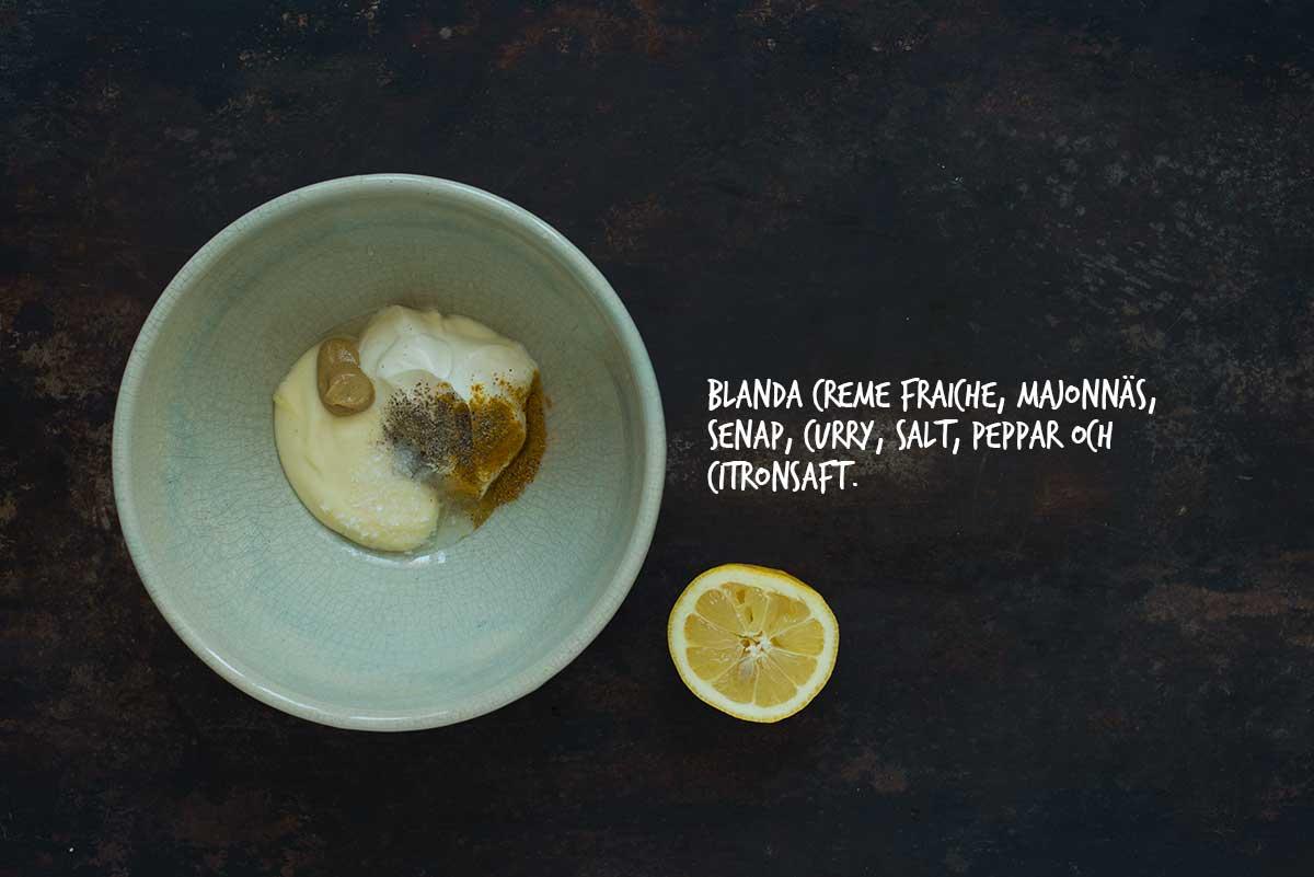 Recept: Dansk kycklingröra | Frk. Kräsen