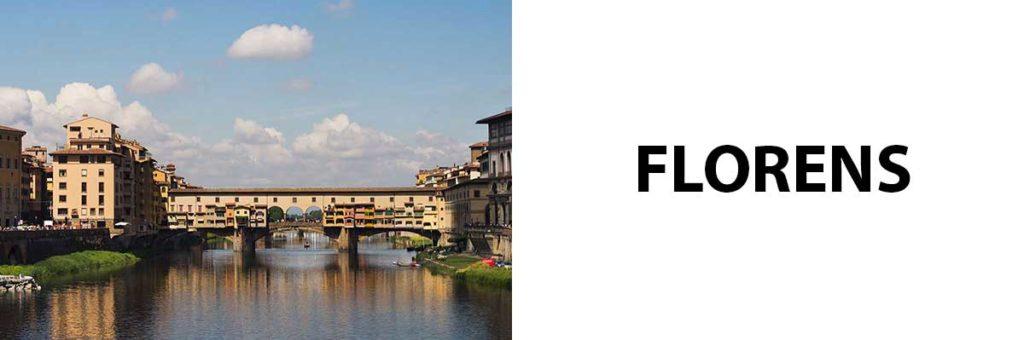 Guide till Florens | Frk. Kräsen