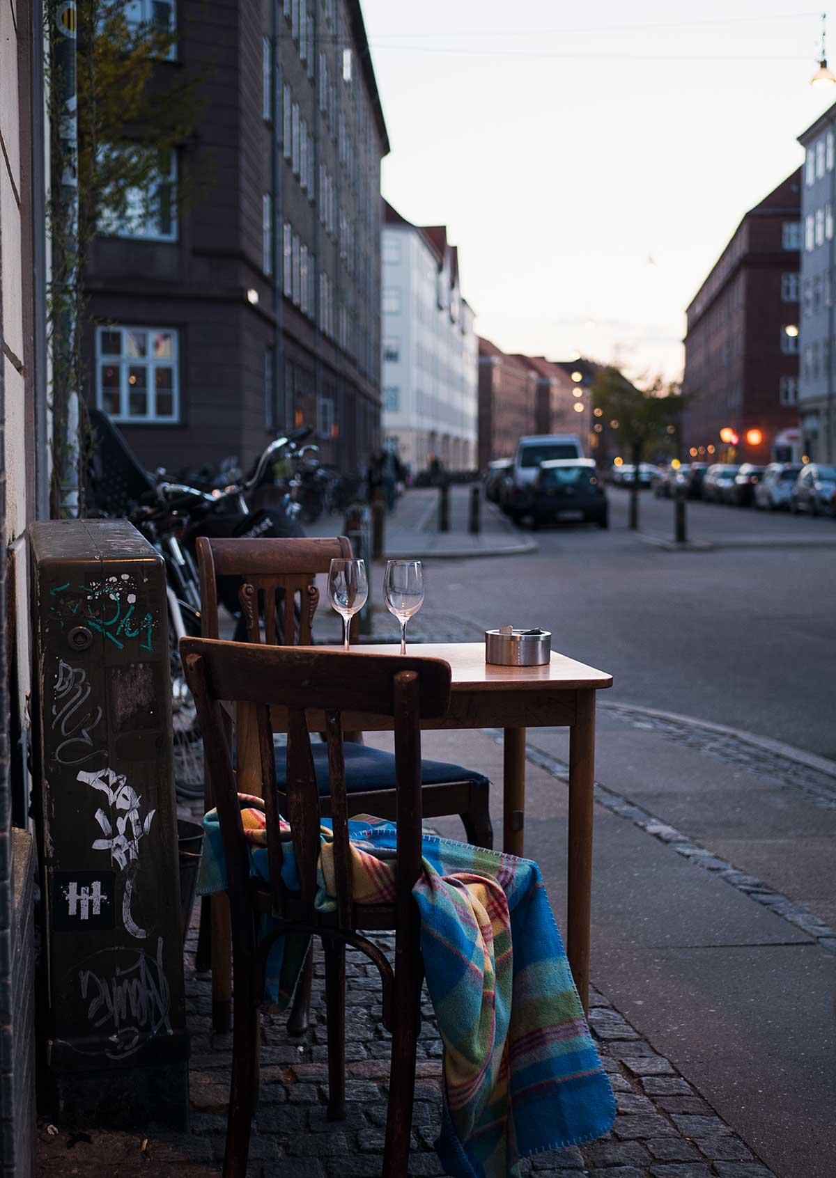 Sabotøren i Köpenhamn | Frk. Kräsen