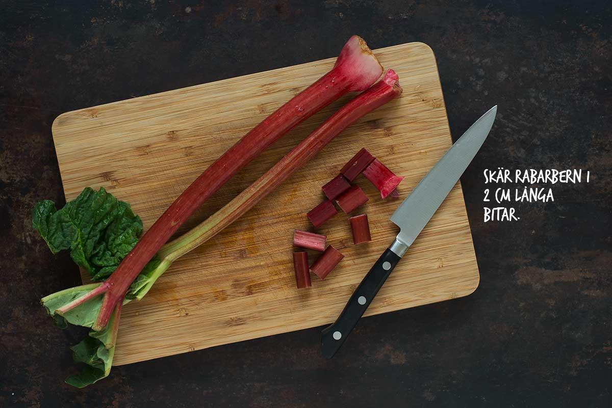 Recept: Rabarberkompott | Frk. Kräsen