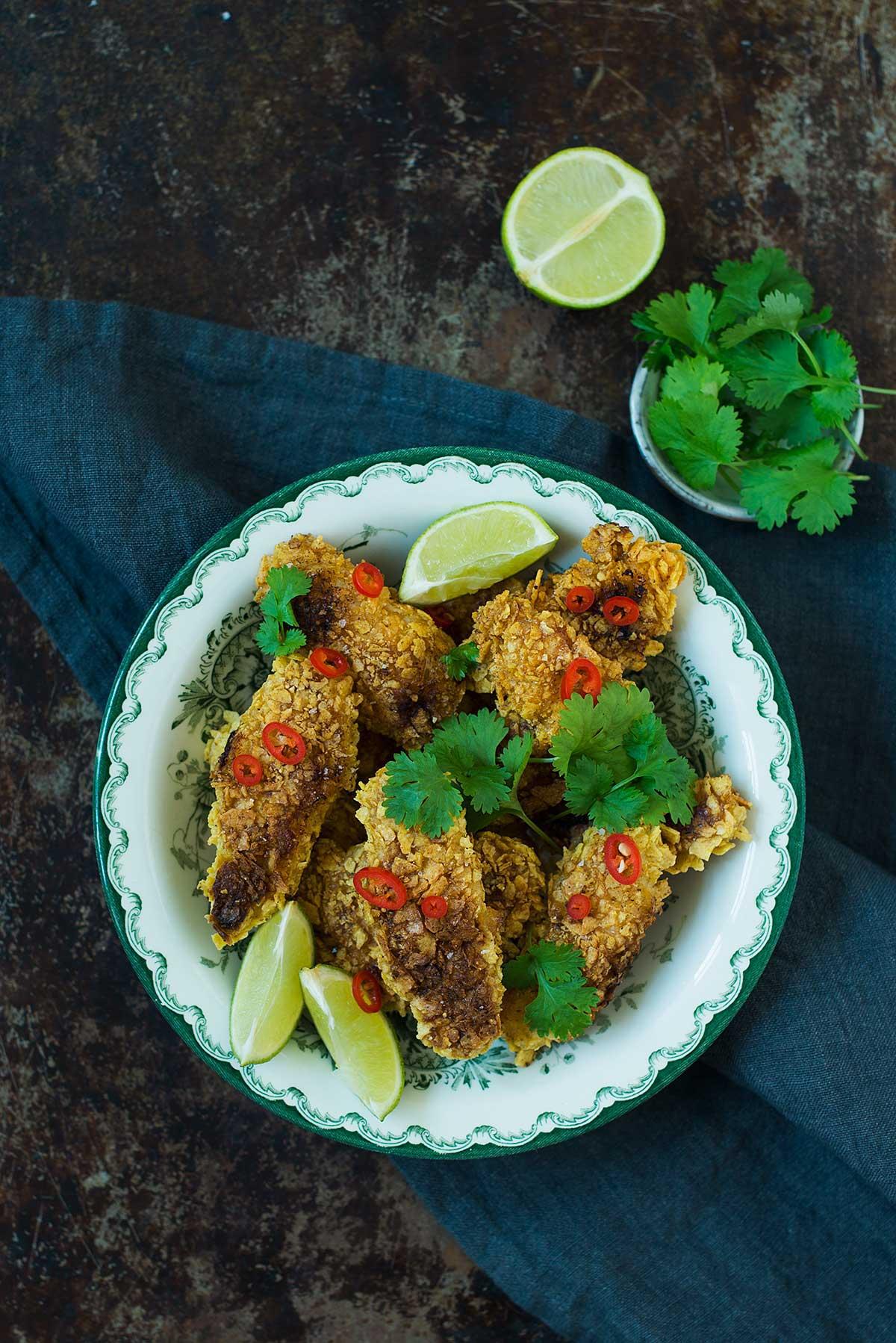 Recept: Chicken nuggets   Frk. Kräsen