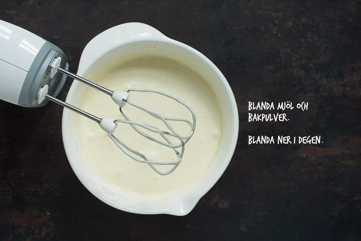 Recept: Rulltårta med bär | Frk. Kräsen