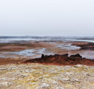 Gunnuhver Iceland | Dnilva