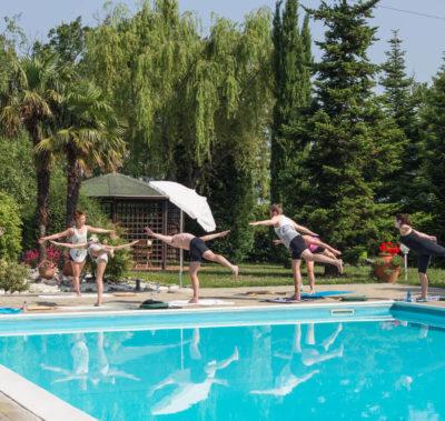 Midsummer in Italy – Villa Mami
