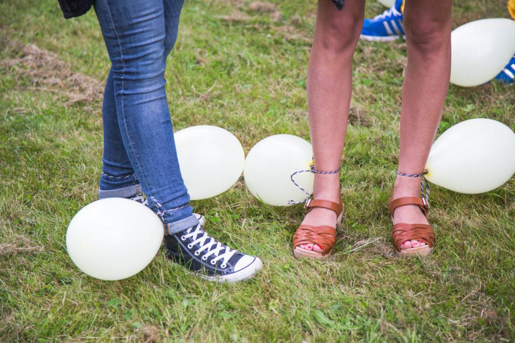 Midsommarlekar - Ballongjakten