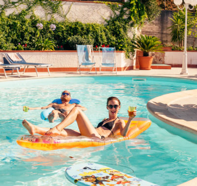 Poolparty at Villa Gioconda