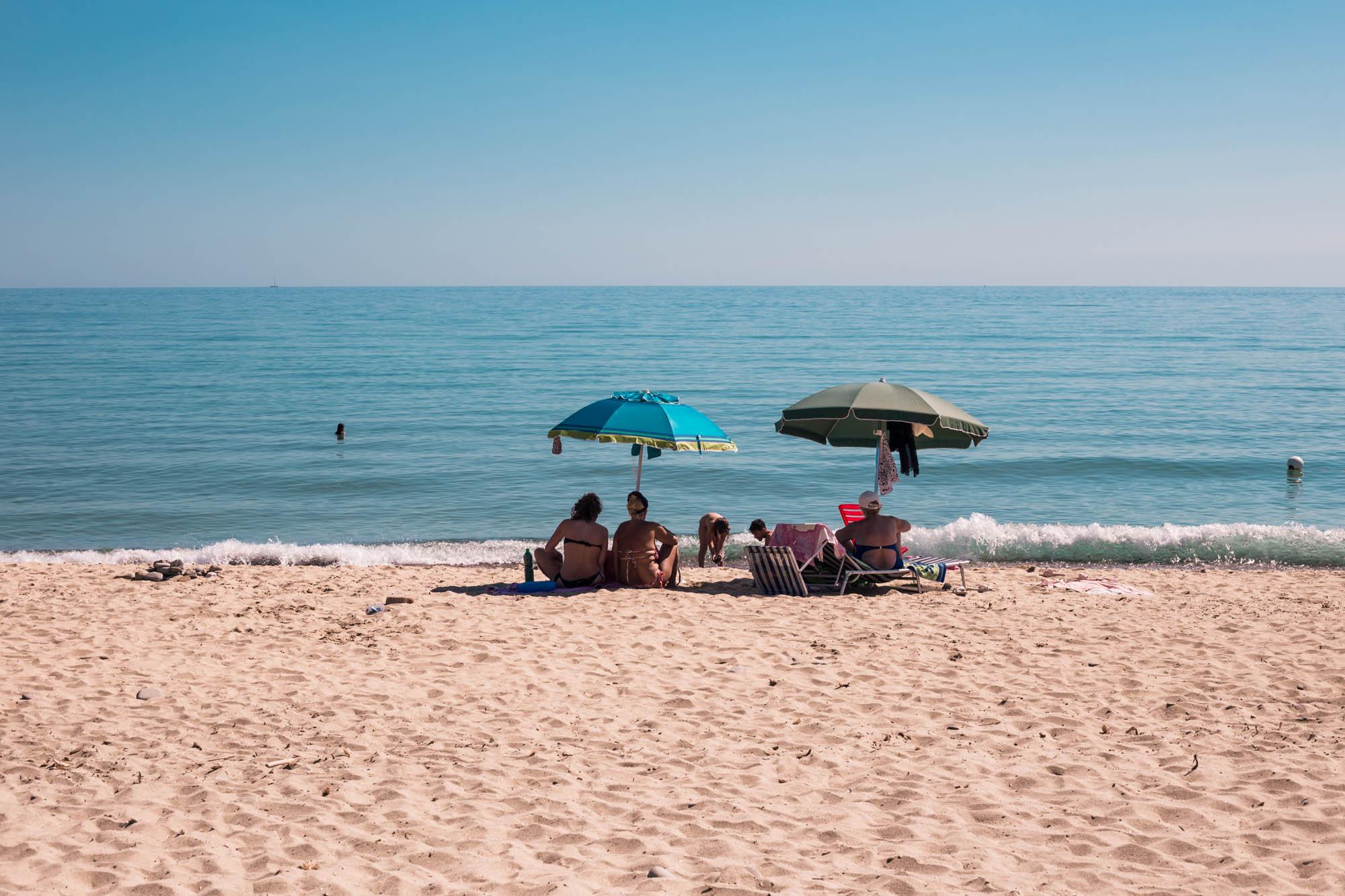 Spiaggia di Baia Arena