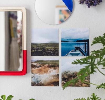Väggspegel på 3 sätt – Måla på spegel