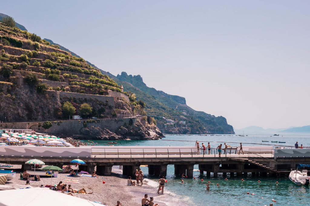 Roadtripping the Amalfi coast – Minori