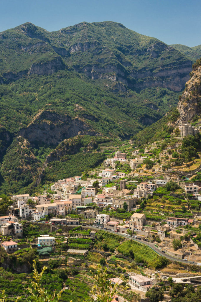 Roadtripping the Amalfi coast – Ravello
