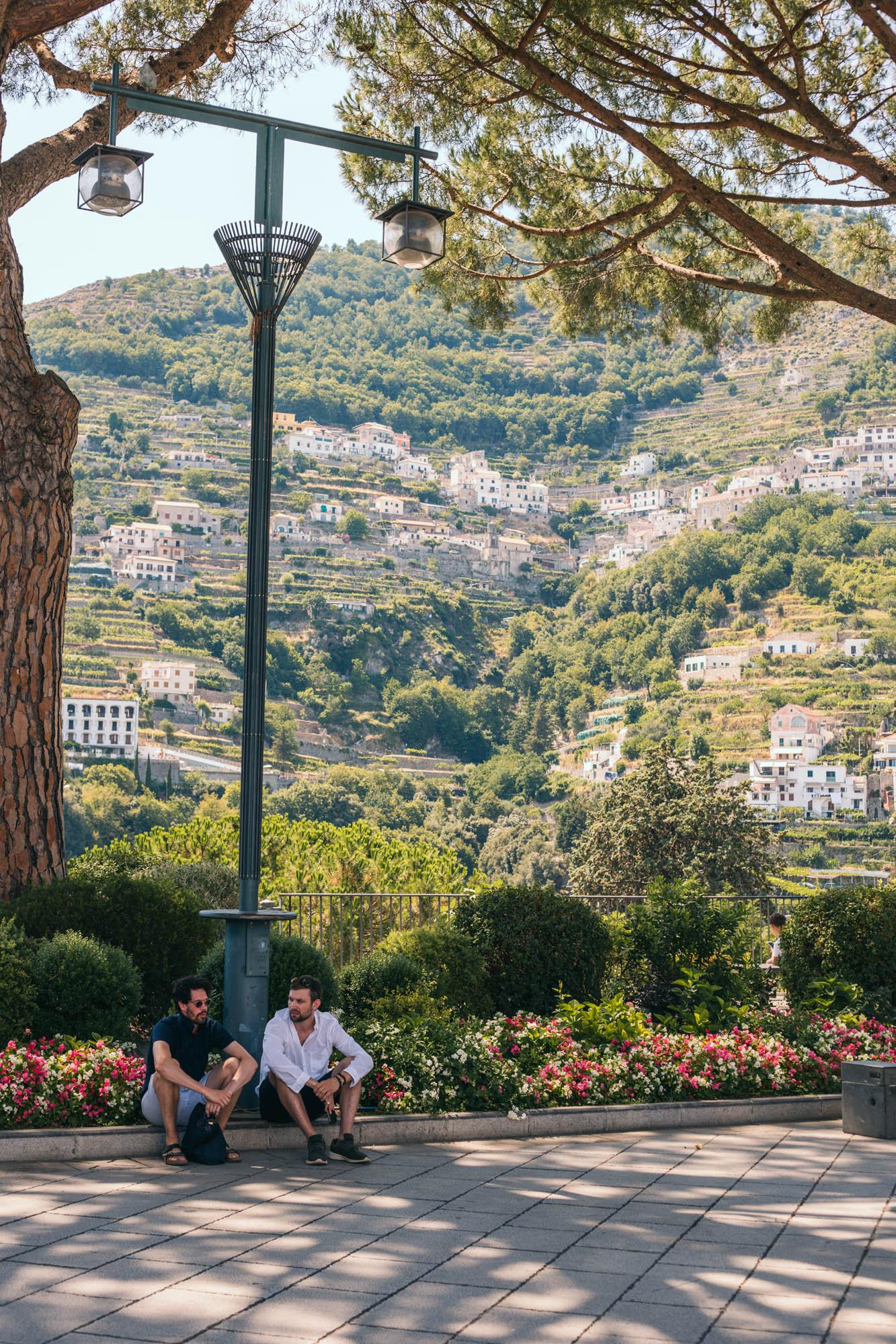 Roadtripping the Amalfi coast – Ravello