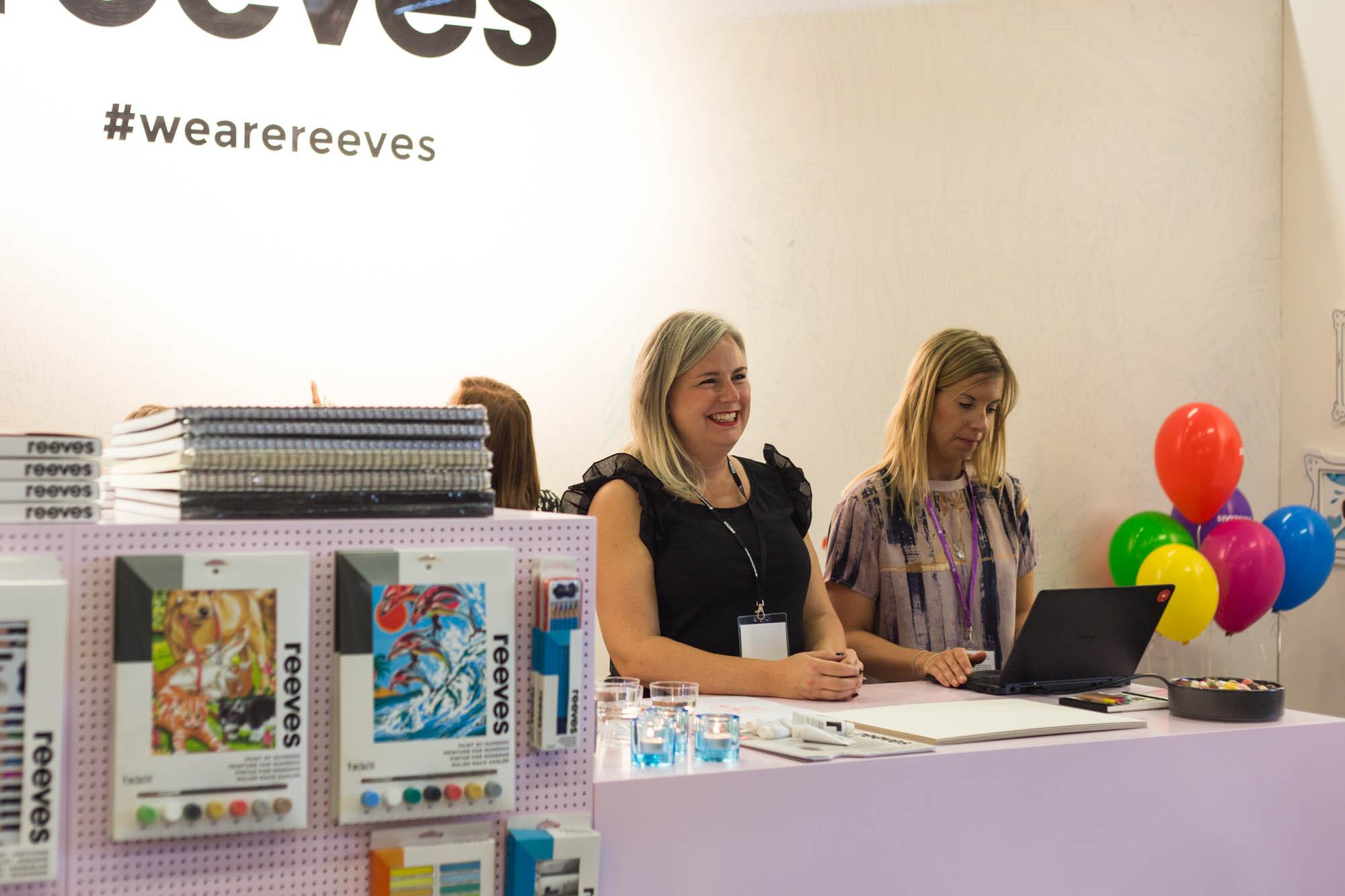 Workhop Reeves & Hanna Wendelbo