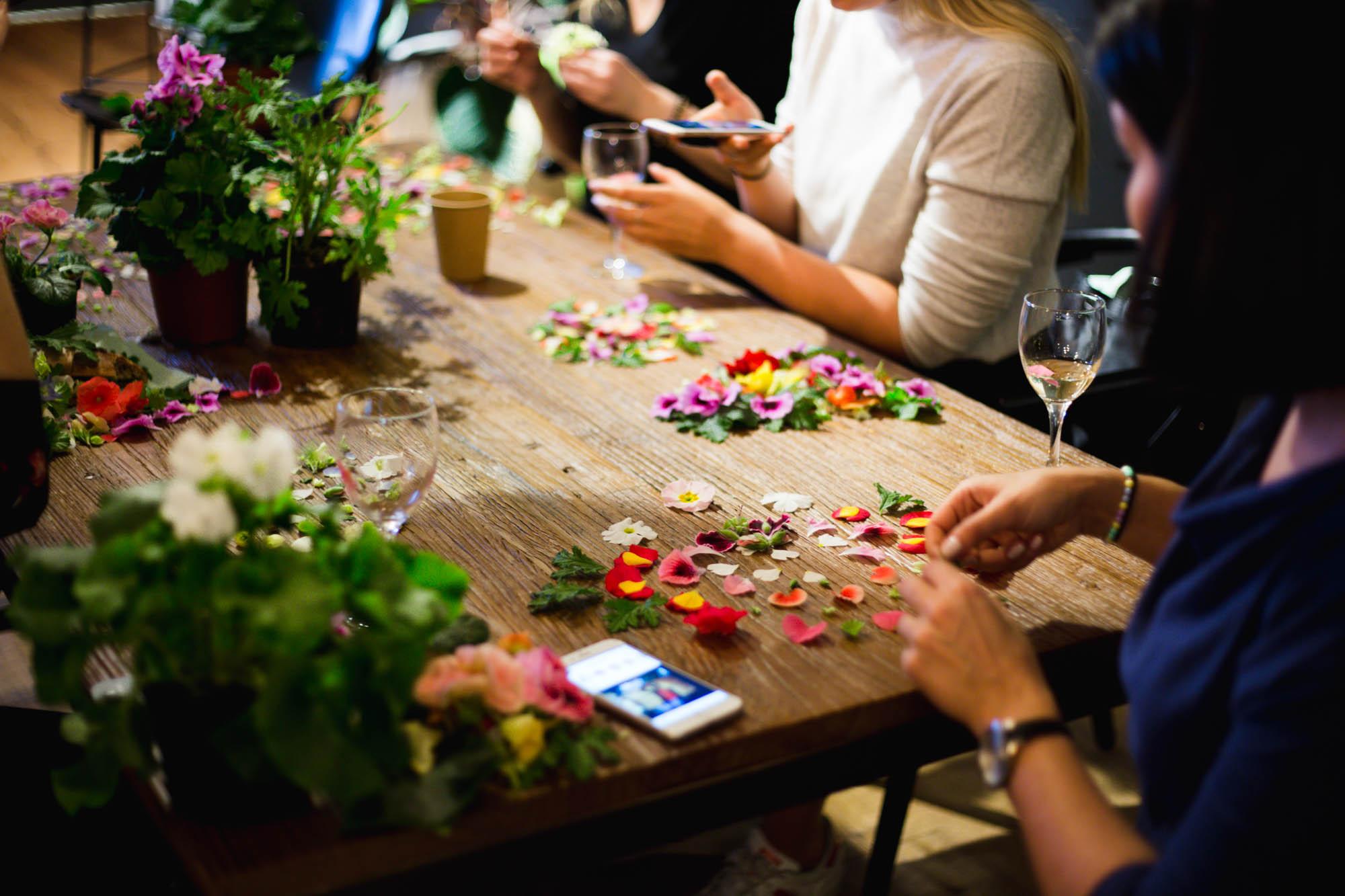 Workshop - Blomsterpill med Hanna Wendelbo