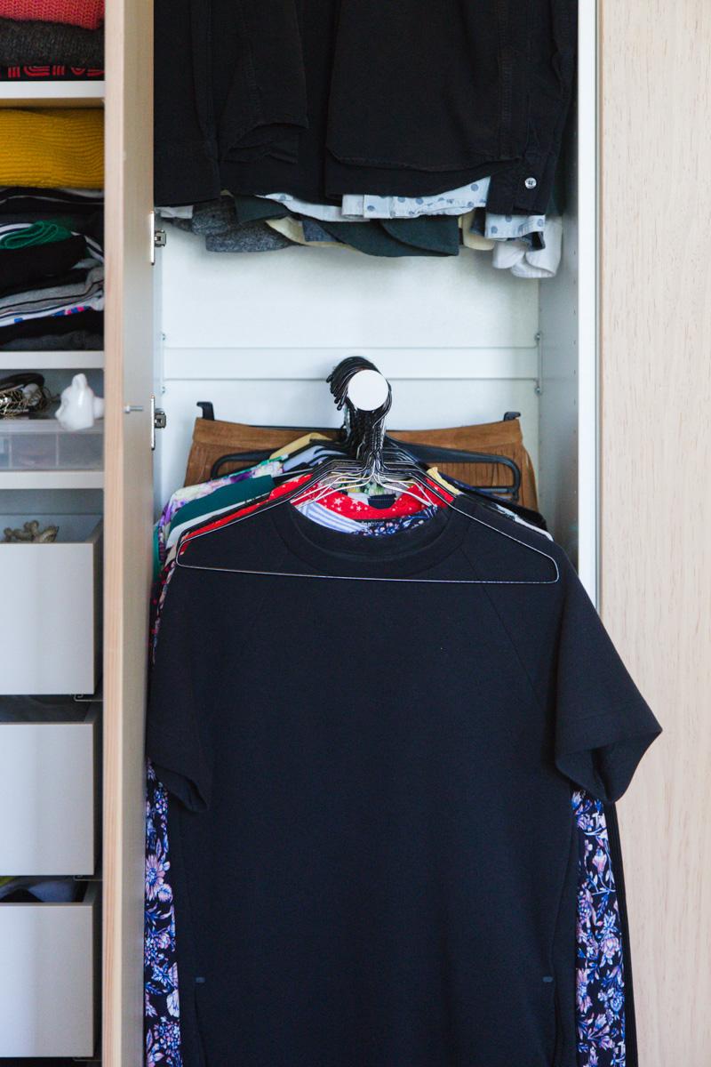 Rensa hemma - Garderob
