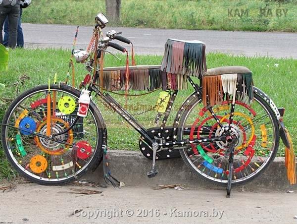 Как украсить велосипед своими руками для мальчиков