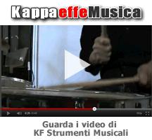 Video di KF Strumenti Musicali