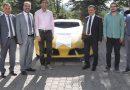 ERÜ'lü öğrencilerden insansız elektrikli otomobil