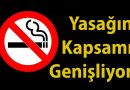 Sigara yasağında kapsam genişliyor: Açılır-kapanır alanlar da artık 'kapalı alan' sayılacak