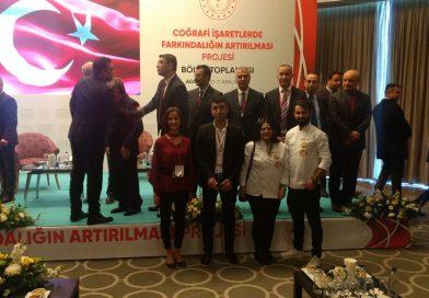 Aksaray'ın Coğrafi İşaretli Ürünleri Adana'da