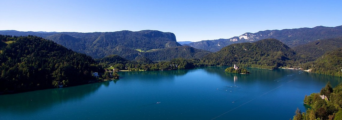 Bled (by bus)