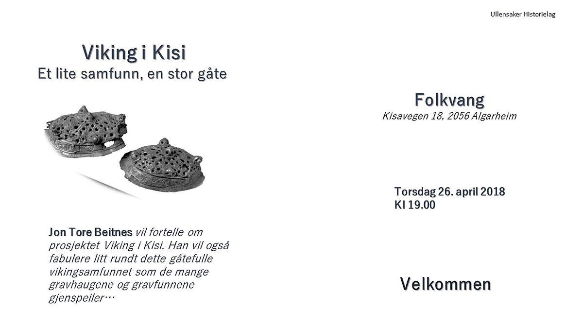 Viking i Kisi.jpg 18/4-2018