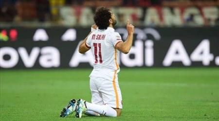 صلاح يصبح رابع أغلى لاعب في الدوري الإيطالي