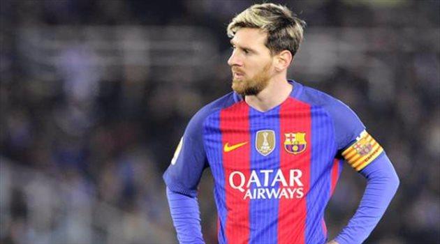 """فضيحة .. حوار ميسي الأخير عن بقائه مع برشلونة كان """"مفبركا"""" !"""