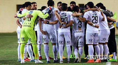 دوري الأبطال  الزمالك للقاهرة الأربعاء بعد الهزيمة من رينجرز