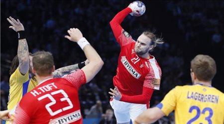مونديال اليد| الدنمارك تمنح مصر فرصة الوصافة بفوزا مثيرا على