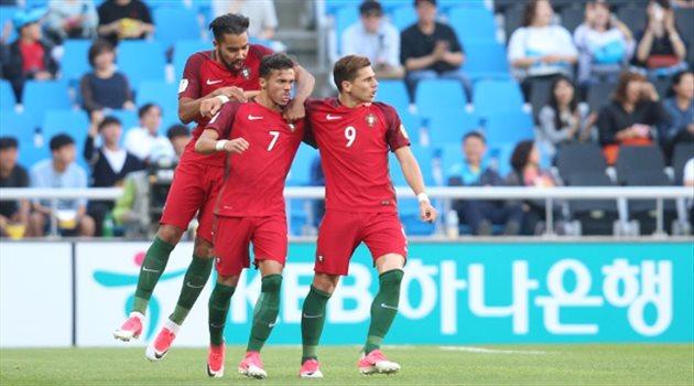 منتخب البرتغال يتأهل لثمن نهائي مونديال الشباب بالتغلب على إيران