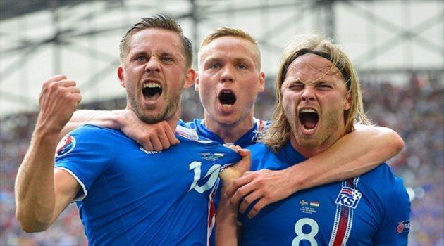 مدافع أيسلندا: لقد صدمنا العالم بأكمله