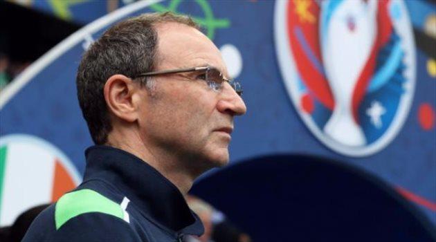 مدرب أيرلندا يتوعد فرنسا بمصير إيطاليا