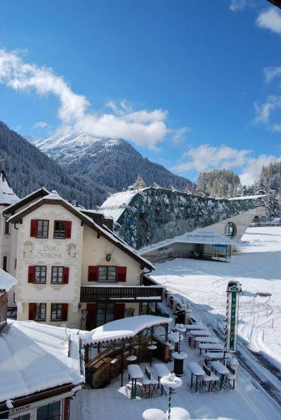 Bergschlössl & Basecamp St. Anton am Arlberg