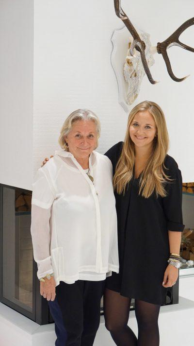 Marianne und Viola Krumm