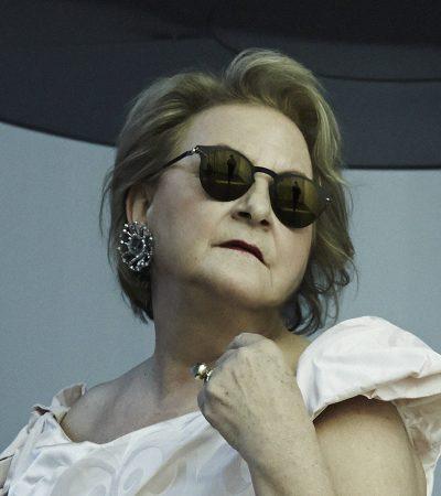 Dr. Ursula Krinzinger, Foto © Irina Gavrich