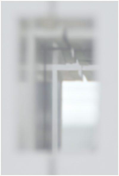 Künstlerisches Werk von Eva Schlegel, courtesy Galerie Krinzinger