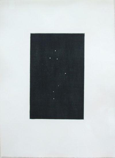 Sternbild von Oswald Auer, Foto © Anna Mitterer