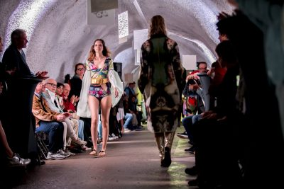 Fashionshow von Rebekka Ruétz