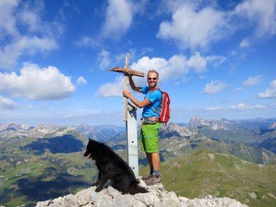 Daniel Kreil mit Hund Keanu