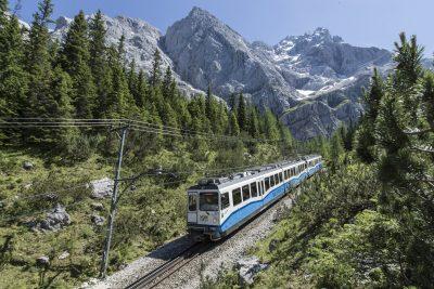 La Loupe Zugspitzbahn Gap 3