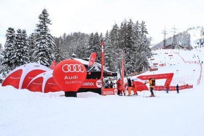 La Loupe Audi Quattro Ski Cup Sankt Anton 2