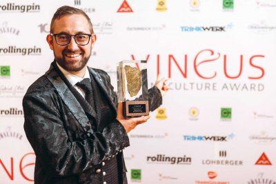Johannes Pfefferkorn (Bildnachweis Vineus Wine Award)