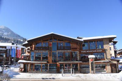 PURE Mountain Shop Kirchberg