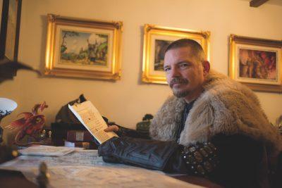 """Vortragsreihe """"J.R.R. Tolkien und sein Werk"""""""