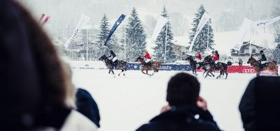 Bendura Bank Snow Polo World Cup 2018 mit Bernd Gruber
